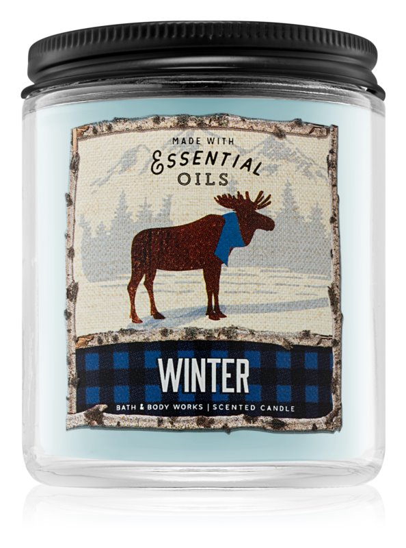 Bath & Body Works Winter lumânare parfumată  198 g I.