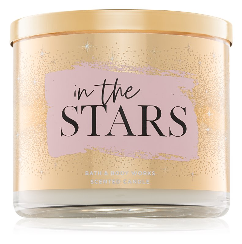 Bath & Body Works In The Stars bougie parfumée 411 g