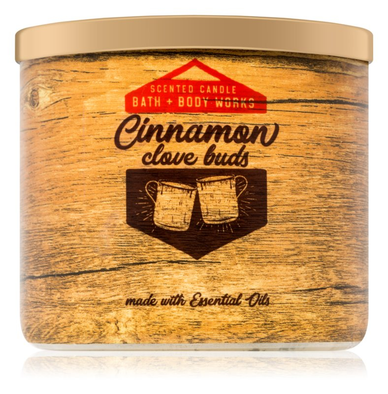 Bath & Body Works Cinnamon & Clove Buds Scented Candle 411 g