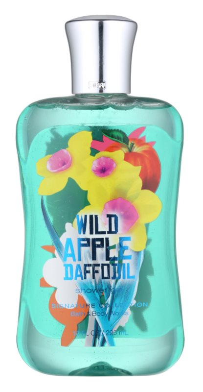 Bath & Body Works Apple Daffodil гель для душу для жінок 295 мл