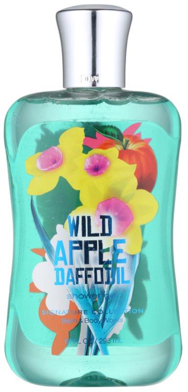 Bath & Body Works Apple Daffodil Douchegel voor Vrouwen  295 ml