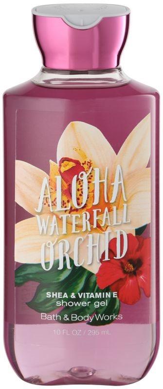 Bath & Body Works Aloha Waterfall Orchid Shower Gel for Women 295 ml