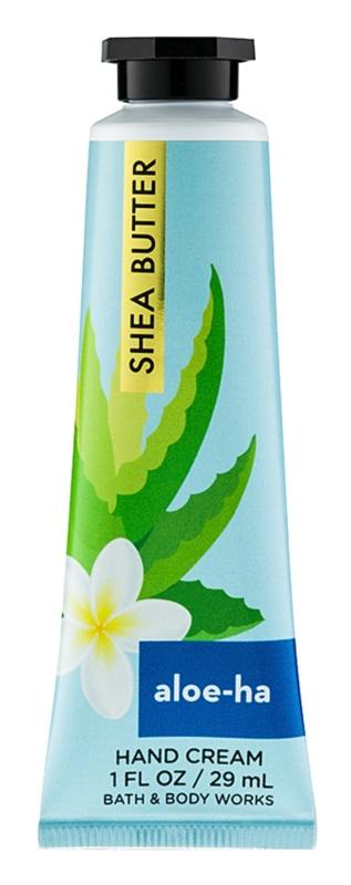 Bath & Body Works Aloe-Ha krém na ruce
