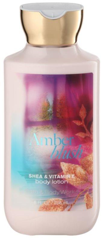 Bath & Body Works Amber Blush Körperlotion Damen 236 ml