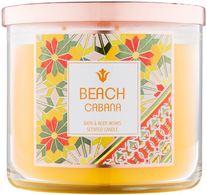 Bath & Body Works Beach Cabana vonná svíčka 411 g