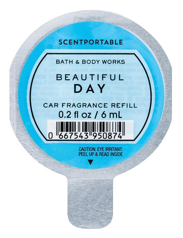 Bath & Body Works Beautiful Day Car Air Freshener 6 ml Refill
