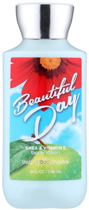 Bath & Body Works Beautiful Day lapte de corp pentru femei 236 ml