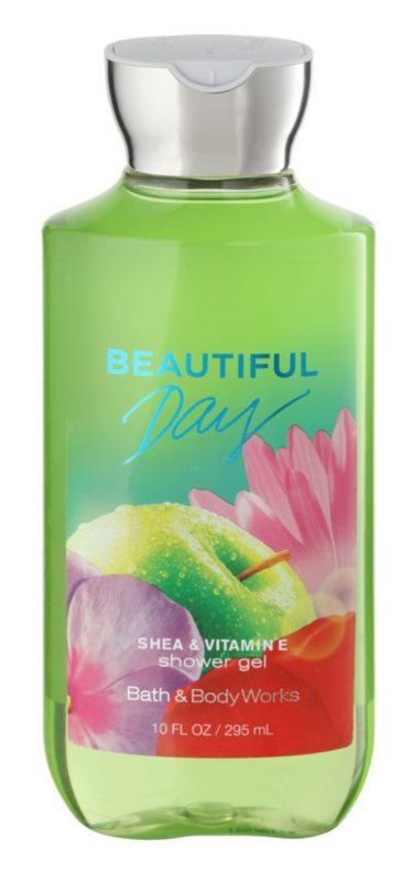 Bath & Body Works Beautiful Day gel doccia per donna 295 ml