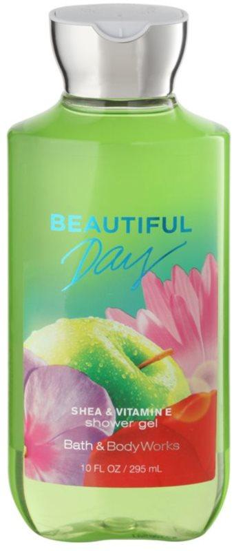 Bath & Body Works Beautiful Day sprchový gel pro ženy 295 ml