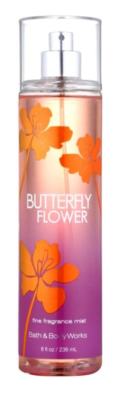Bath & Body Works Butterfly Flower Bodyspray  voor Vrouwen  236 ml