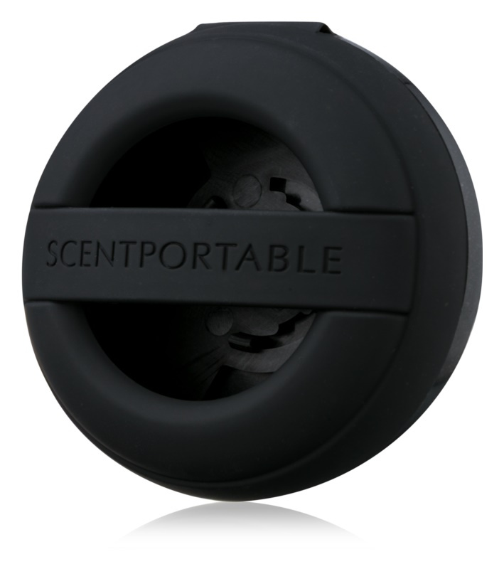 Bath & Body Works Black Rubber Houder voor auto luchtverfrisser   Clip