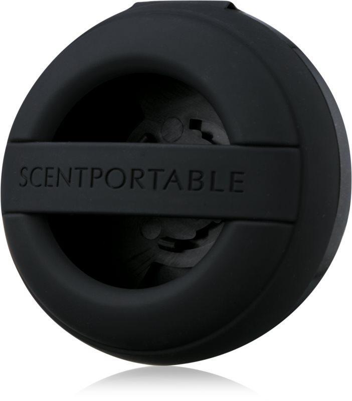 Bath & Body Works Black Rubber uchwyt zapachowy do samochodu   klips