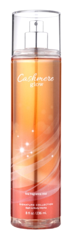 Bath & Body Works Cashmere Glow spray corporel pour femme 236 ml