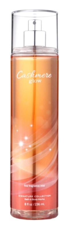 Bath & Body Works Cashmere Glow spray de corpo para mulheres 236 ml