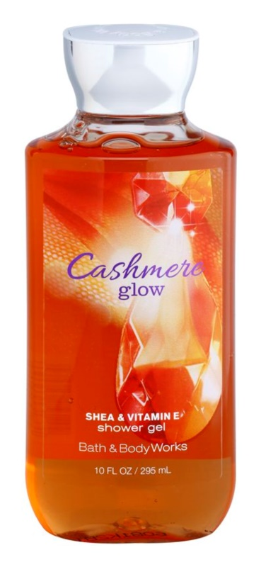 Bath & Body Works Cashmere Glow gel douche pour femme 295 ml