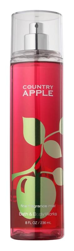 Bath & Body Works Country Apple спрей для тіла для жінок 236 мл