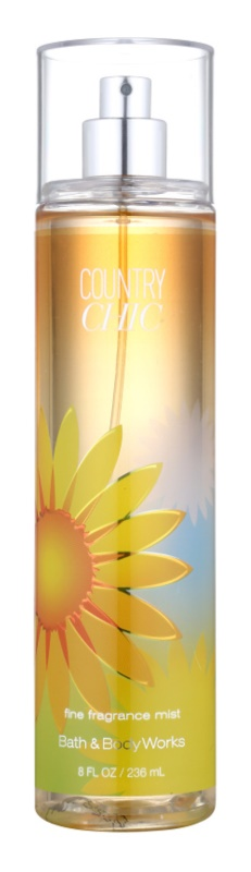 Bath & Body Works Country Chic spray pentru corp pentru femei 236 ml