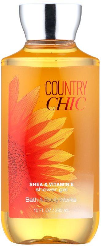 Bath & Body Works Country Chic gel za prhanje za ženske 295 ml