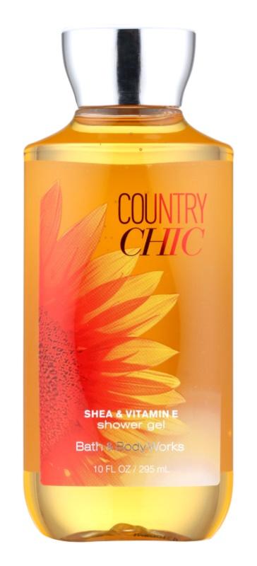 Bath & Body Works Country Chic sprchový gél pre ženy 295 ml
