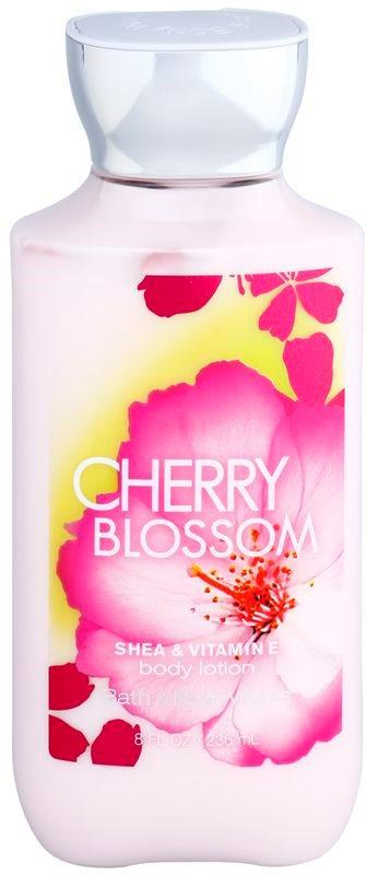 Bath & Body Works Cherry Blossom telové mlieko pre ženy 236 ml