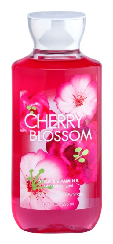 Bath & Body Works Cherry Blossom gel douche pour femme 295 ml