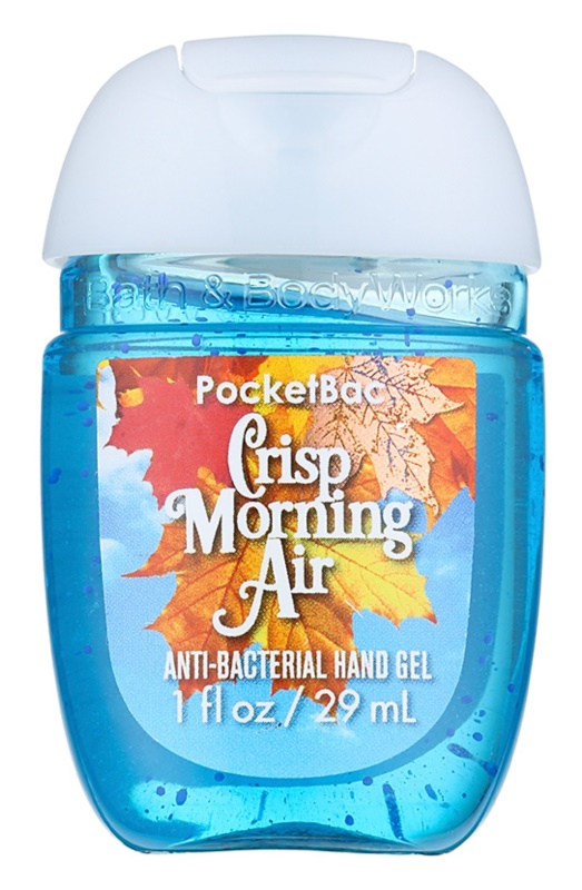 Bath & Body Works PocketBac Crisp Morning Air Hand Gel