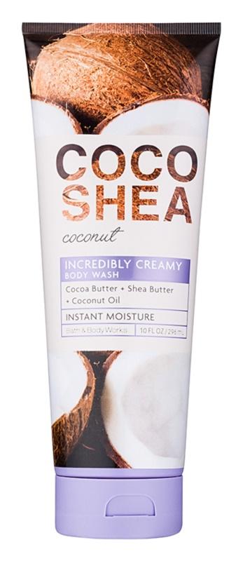 Bath & Body Works Cocoshea Coconut Duschgel Damen 296 ml