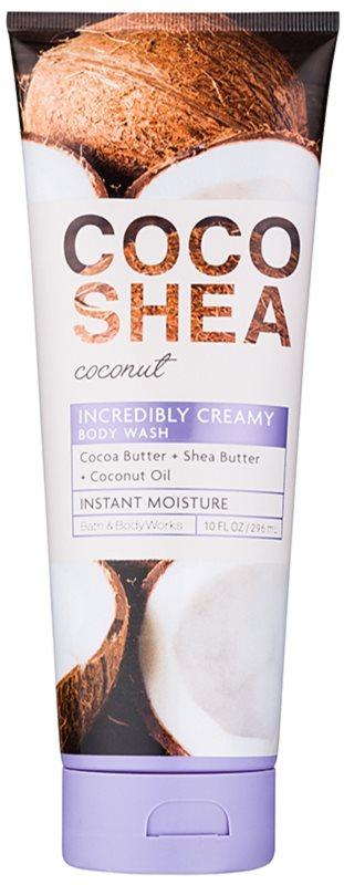 Bath & Body Works Cocoshea Coconut tusfürdő nőknek 296 ml