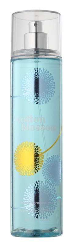 Bath & Body Works Cotton Blossom Body Spray for Women 236 ml