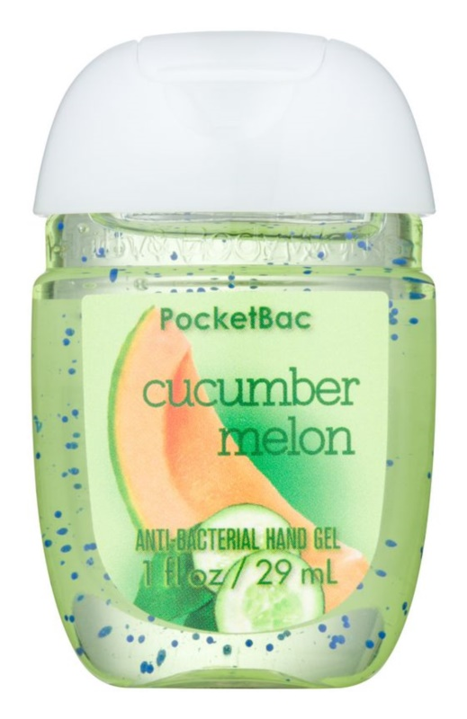 Bath & Body Works PocketBac Cucumber Melon gel na ruce