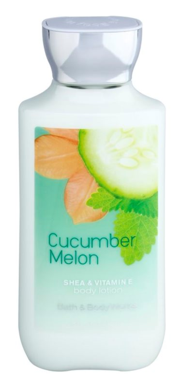 Bath & Body Works Cucumber Melon Bodylotion  voor Vrouwen  236 ml