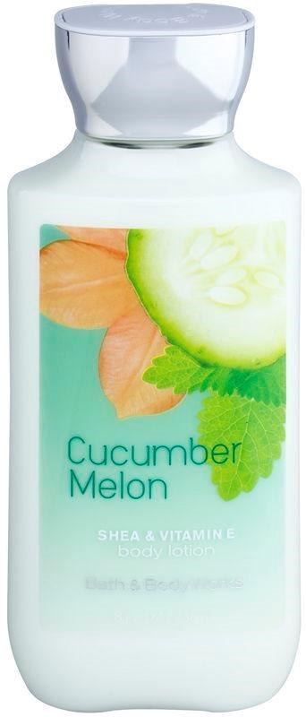 Bath & Body Works Cucumber Melon mleczko do ciała dla kobiet 236 ml