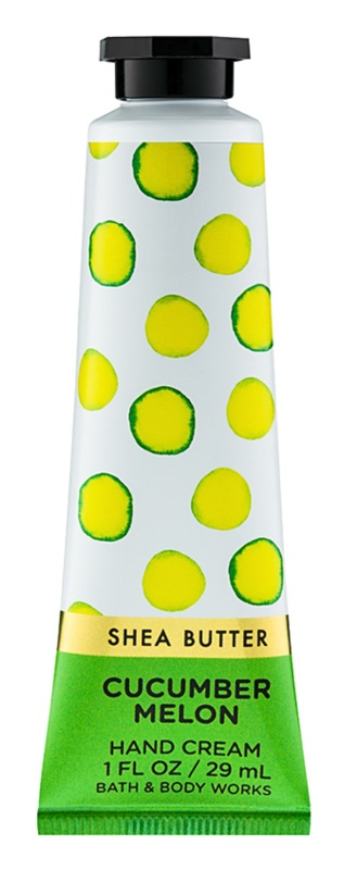 Bath & Body Works Cucumber Melon crema de maini