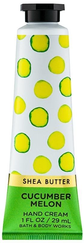 Bath & Body Works Cucumber Melon crema per le mani