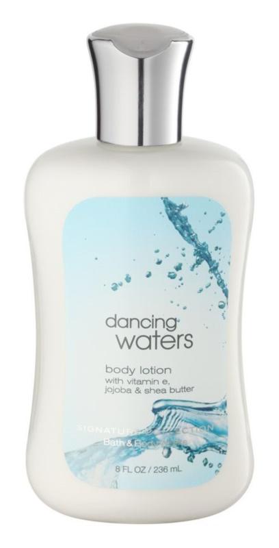 Bath & Body Works Dancing Waters telové mlieko pre ženy 236 ml