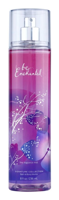Bath & Body Works Be Enchanted testápoló spray nőknek 236 ml