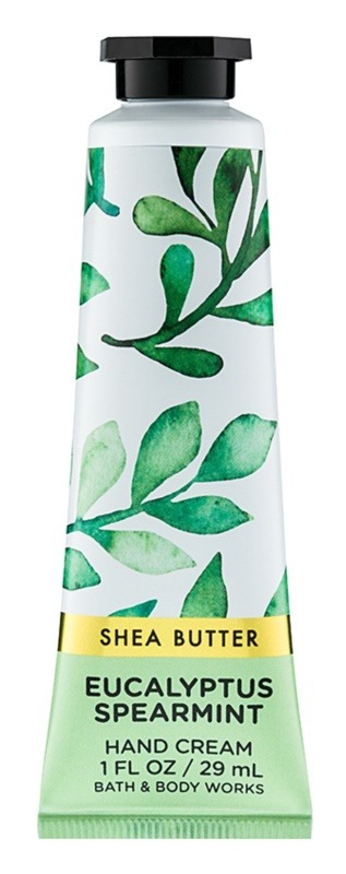Bath & Body Works Eucalyptus Spearmint crème mains
