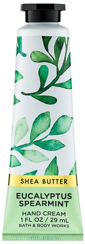 Bath & Body Works Eucalyptus Spearmint krém na ruce