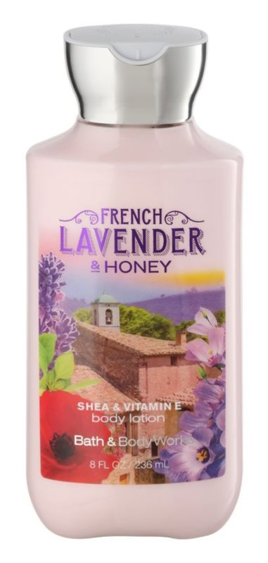 Bath & Body Works French Lavender And Honey lotion corps pour femme 236 ml