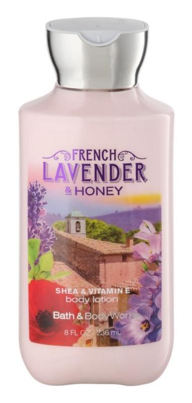 Bath & Body Works French Lavender And Honey telové mlieko pre ženy 236 ml