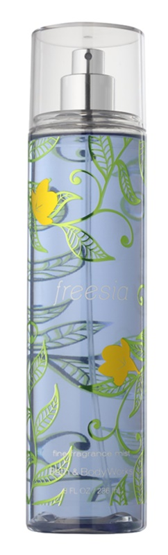 Bath & Body Works Freesia Body Spray for Women 236 ml