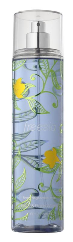 Bath & Body Works Freesia spray do ciała dla kobiet 236 ml