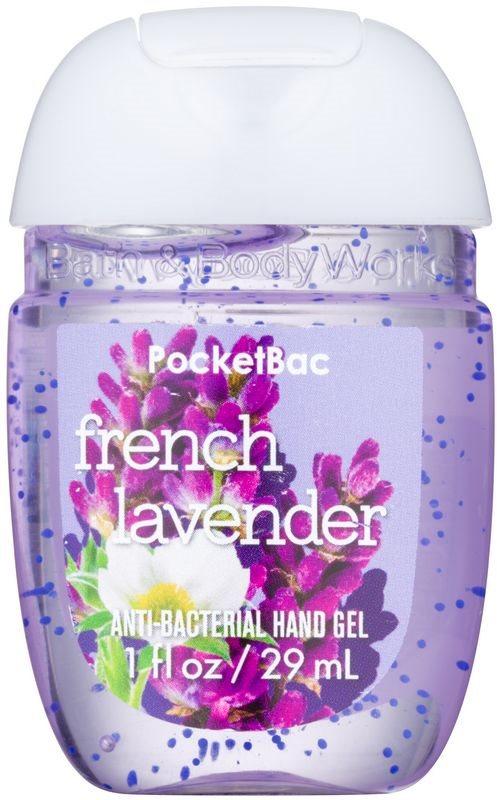Bath & Body Works PocketBac French Lavender gel mains