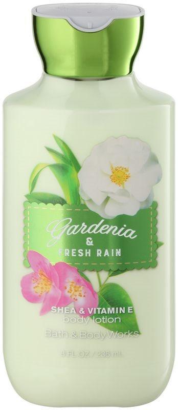 Bath & Body Works Gardenia & Fresh Rain lotion corps pour femme 236 ml