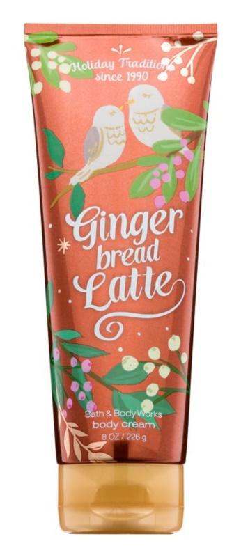 Bath & Body Works Gingerbread Latte Bodycrème voor Vrouwen  226 ml