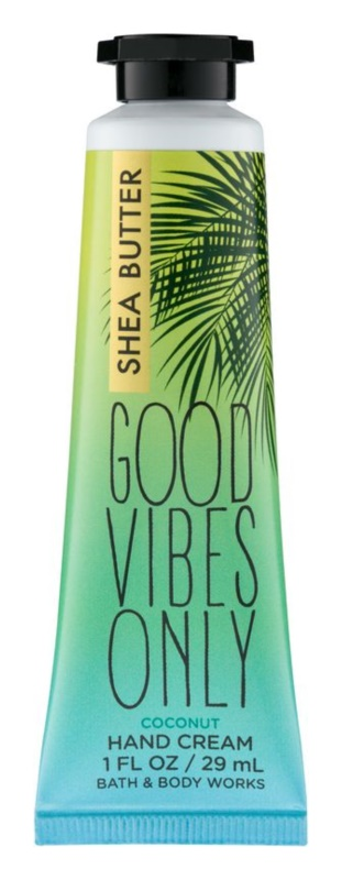 Bath & Body Works Good Vibes Only crème mains