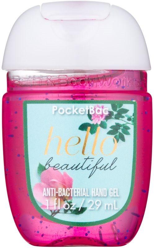 Bath & Body Works PocketBac Hello Beautiful Hand Gel