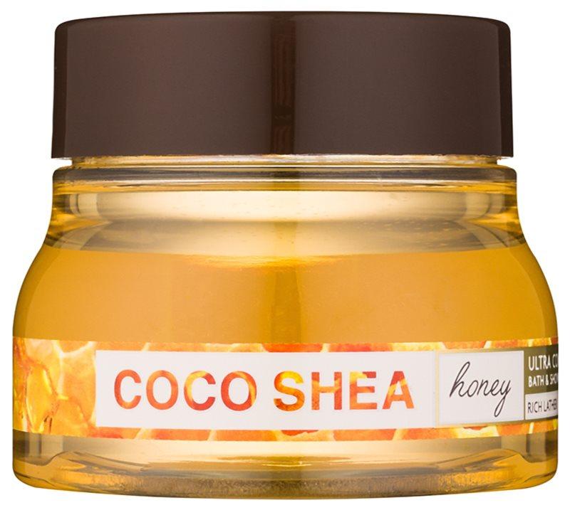 Bath & Body Works Cocoshea Honey produit pour le bain pour femme 226 g