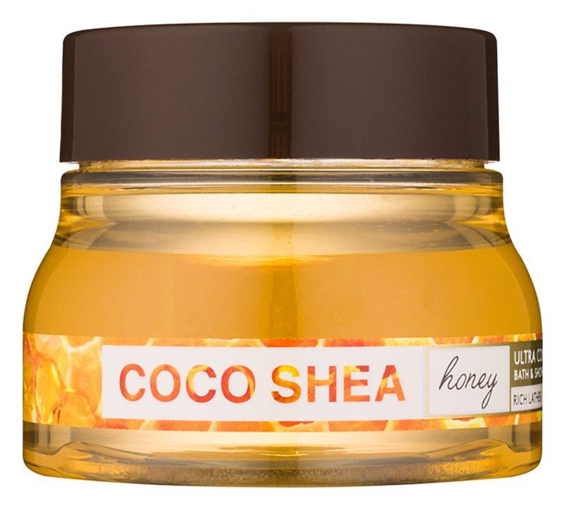 Bath & Body Works Cocoshea Honey produkt do kąpieli dla kobiet 226 g