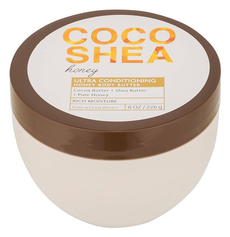 Bath & Body Works Cocoshea Honey unt de corp pentru femei 226 g